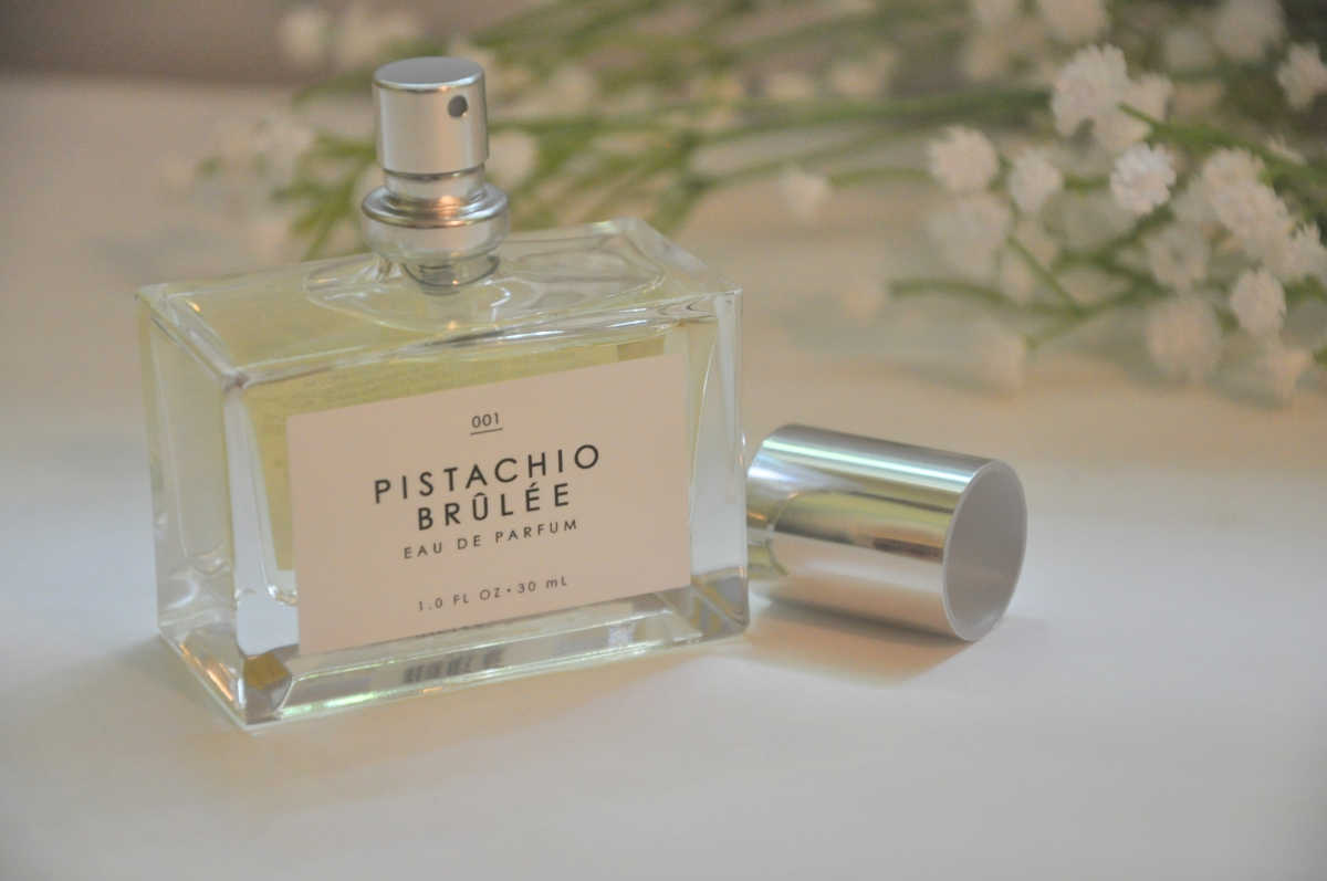 Fragrance Review: Pistachio Brulee