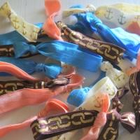 Beauty Hack: DIY Elastic Ribbon Hairbands